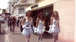 sexy angels cannes film festival France