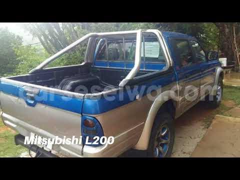 Mitsubishi Cars for Sale in Seychelles