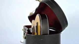 Réplica Miniatura de Guitarra Española Thumbnail