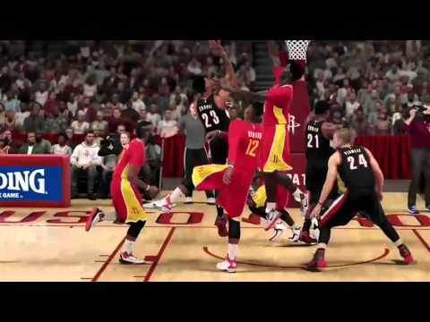 NBA 2K16 DWIGHT HOWARD MIX