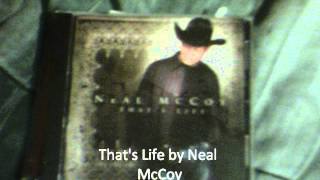 Watch Neal Mccoy Thats Life video