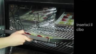 Surgelazione manuale con Freddy