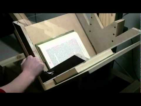 Do It Yourself Book Scanner