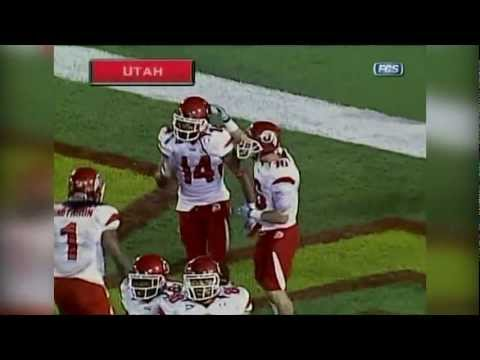 Reggie Dunn's four 100-yard kickoff returns for touchdowns