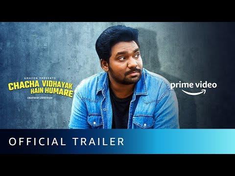 Chacha Vidhayak Hain Humare Season 2 - Official Trailer | Zakir Khan | Amazon Prime Video | March 26
