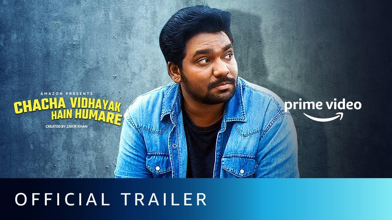Download Chacha Vidhayak Hain Humare Season 2 - Official Trailer   Zakir Khan   Amazon Prime Video   March 26