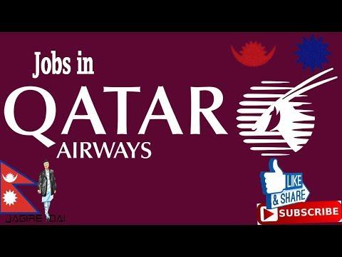 Jobs Vacancy In Qatar Airways