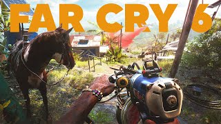 FAR CRY 6 TRAILER REACTION & INFO Gameplay Screenshots