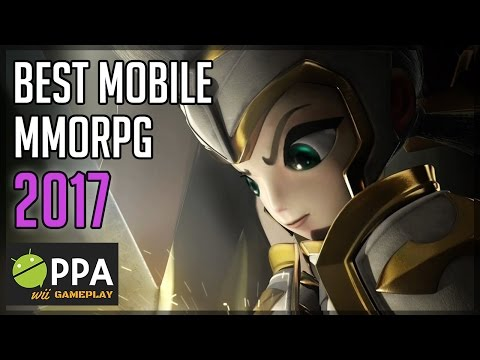 Best New MMORPG Games 2017 For Android / IOS (Mobile Games)