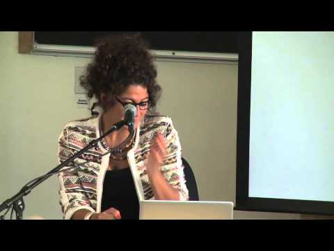 Beirut Partita - Zeina Abirached's lecture at Duke University on Sept. 25, 2013