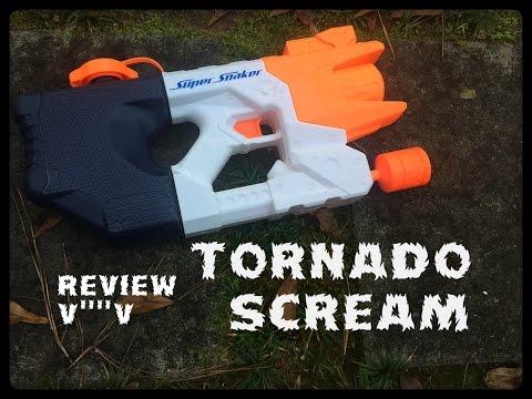 Honest Review: Super Soaker Tornado Scream (Return of the Trigger!)