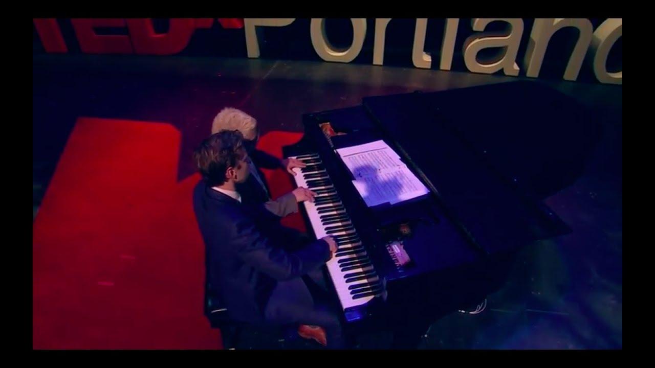 In a Landscape  | Hunter Noack & Thomas Lauderdale | TEDxPortland