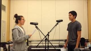 I See The Light (cover) - Jessi & Julius