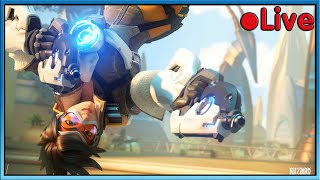 Overwatch Solo - 🔴 Live
