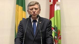 Milton Hobus (PSD) quer propor PL para a preservação das Araucárias