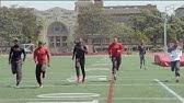 Clyde Hart's 200/400M Sprint Training Program - YouTube