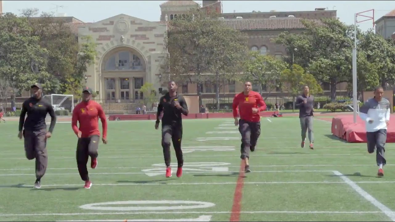 Workout Wednesday: USC Sprint Squad