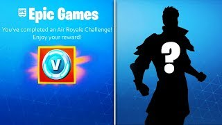 *NEW* AIR ROYALE EVENT WITH REWARDS, VBucks Challenges, & LEAKED SKINS! (Fortnite Battle Royale)