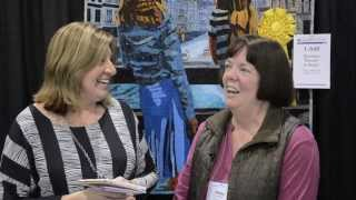 Patsy Kittredge - 3rd - Wall Quilts - Innovative/art - Aqs Quiltweek - Phoenix 2014
