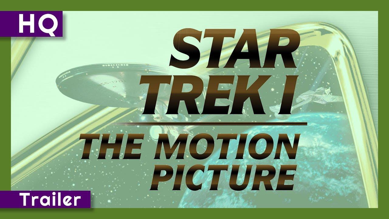 Star Trek: The Motion Picture (1979) Trailer