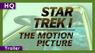 Star Trek: The Motion Picture (1979) Trailer
