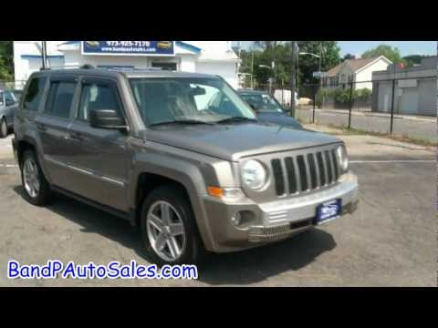 2008 Jeep Patriot 4WD