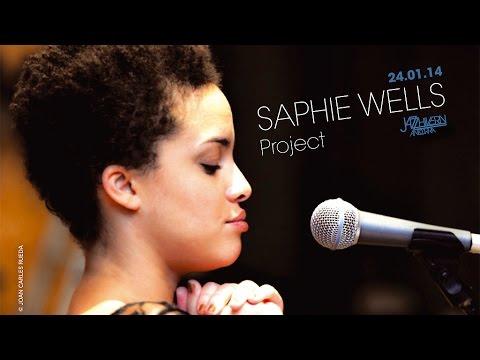 Concert Saphie Wells Project Andorra 24.01.2014