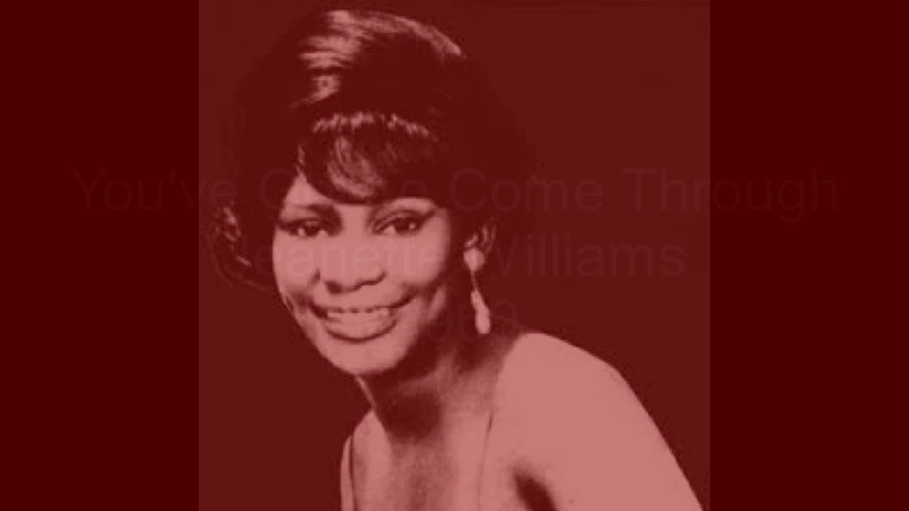 Stuff - You've Got To Come Through - Jeanette Williams - 1969