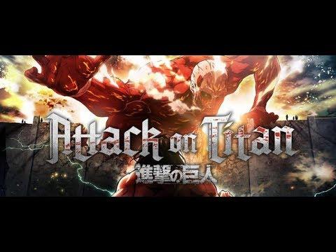 🔴 [ LIVE ] TAMAR JUGA ATTACK ON TITAN NYA !!!