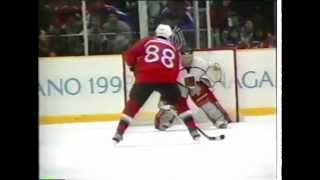Did Hašek Stop Lindros in the Shootout? (Nagano Olympics 1998, Semi-Final, Czech. v Canada)
