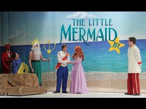 Trail Theatre Troupe: The Little Mermaid Jr.