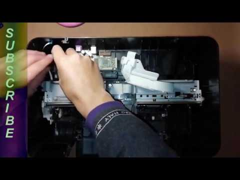 HP DESKJET F2400 SERIES: REASSEMBLY; Re-Assemble Without Breaking Anything