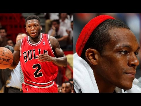 Nate Robinson BEGS Chicago Bulls to Sign Him After Rajon Rondo Injury