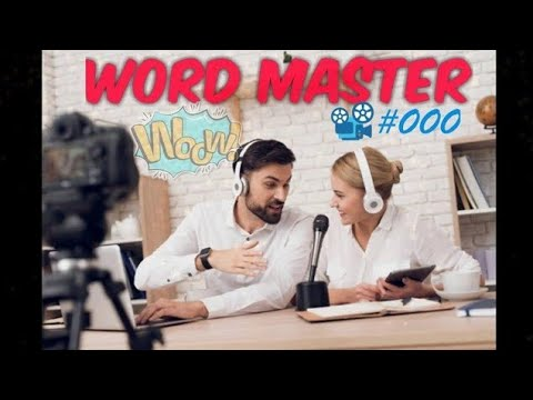Master Vocabulary with Hearing #000 Introduction