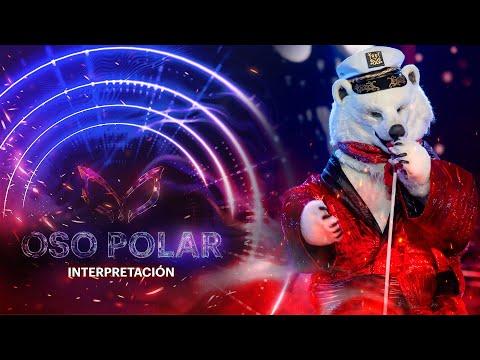 #OsoPolarEs Oso Polar nos vuelve a cautivar con su interpretación | 2da Ronda