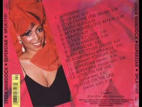 LYDIA MURDOCK - Superstar (Club Mix)