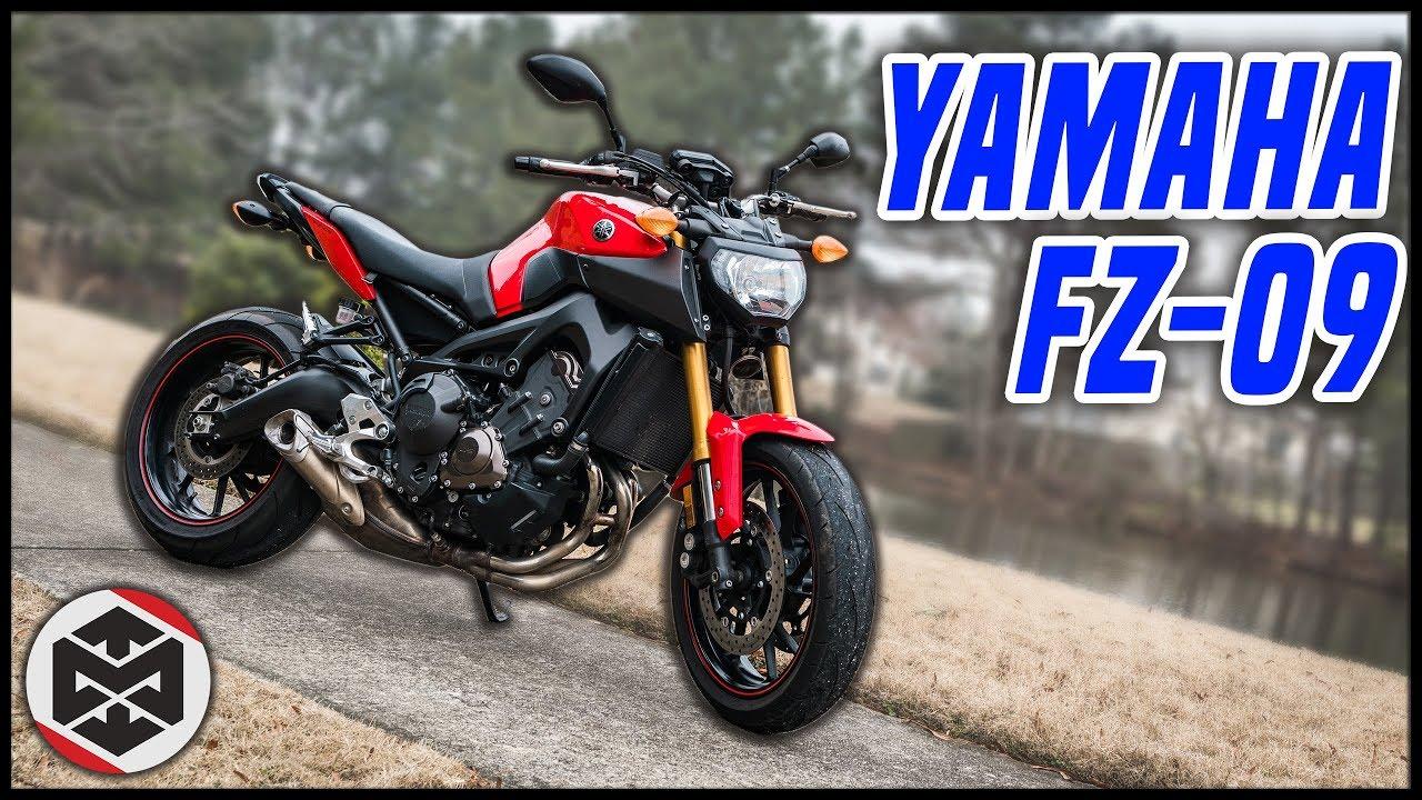 2016 Yamaha FZ-09 | American Motorcycle Trading Company