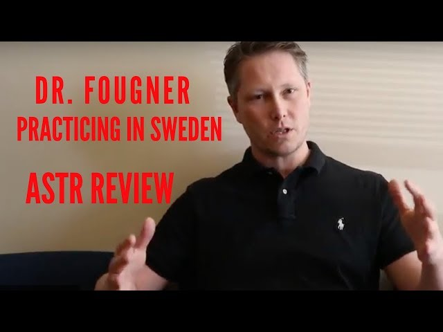Dr. Fougner ASTR Class Review! (Practicing in Sweden)