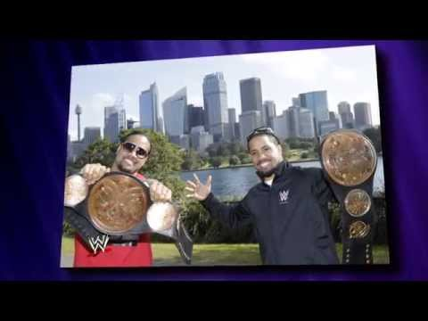 WWE Superstars and Divas take over Australia with Live Event Action