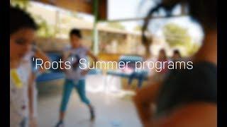 Roots Summer Programs 2019 www abperi com