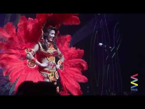Ms Gay Manila 2015 parade with costumes Part I