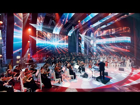 "Orchestra Simfonică Tele - Radio Moldova și Orchestra Fraților Advahov - ""Bătălia Stilurilor"""