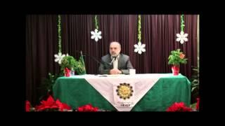 سخنرانی دکتر عبدالکریم سروش - مسیحیت در تاریخ