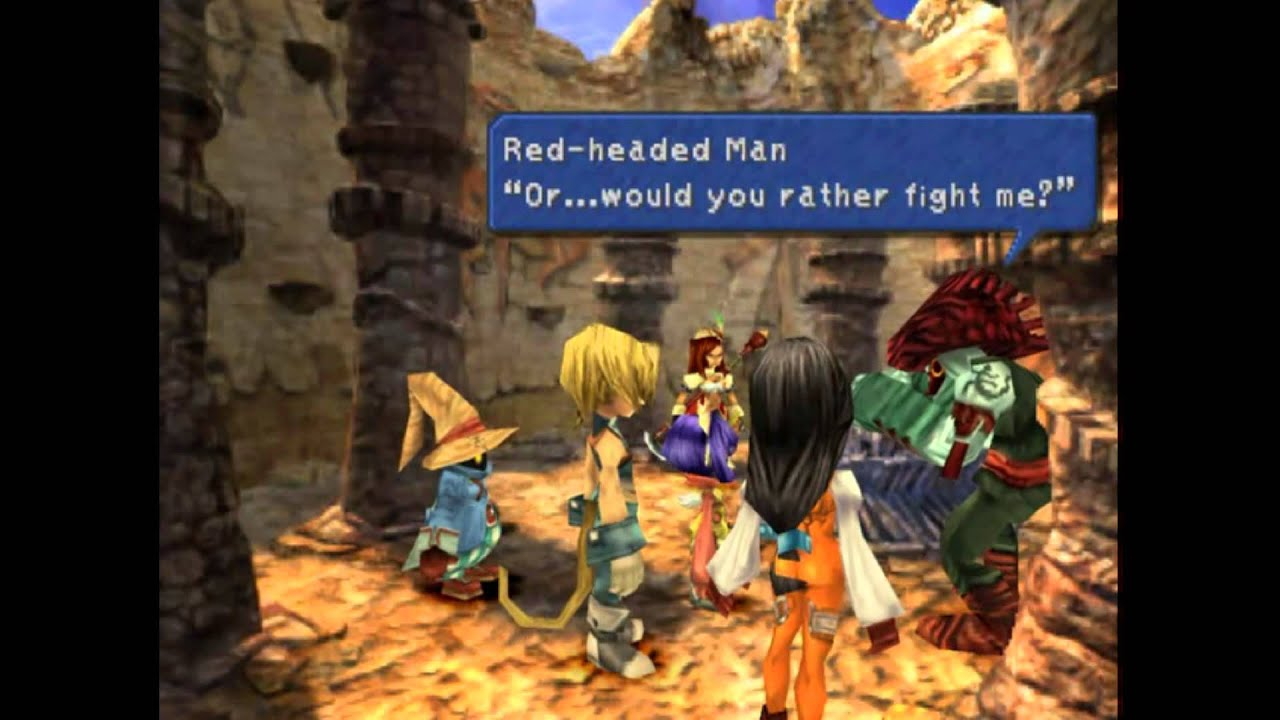 Ff9 Amarant - Year of Clean Water