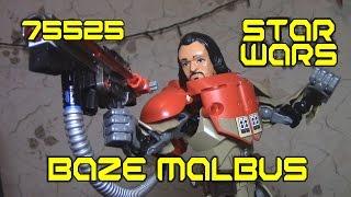 [ОБЗОР ЛЕГО] STAR WARS 75525 Бэйз Мальбус