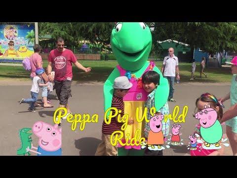 fun-with-kids-at-paulton-rides-and-theme-park-southampton-uk---part-1