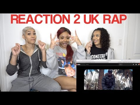 REACTION TO UK RAP  😱😂🔥👏🏽