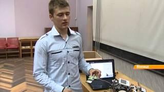 Винницкий студент собрал из старого компьютера работа-антитерориста(Все главные новости мира и Украины здесь: http://fakty.ictv.ua/ua Подписывайтесь на канал: http://www.youtube.com/channel/UCG26bSkEjJc7SqGsxo..., 2014-07-09T10:08:36.000Z)