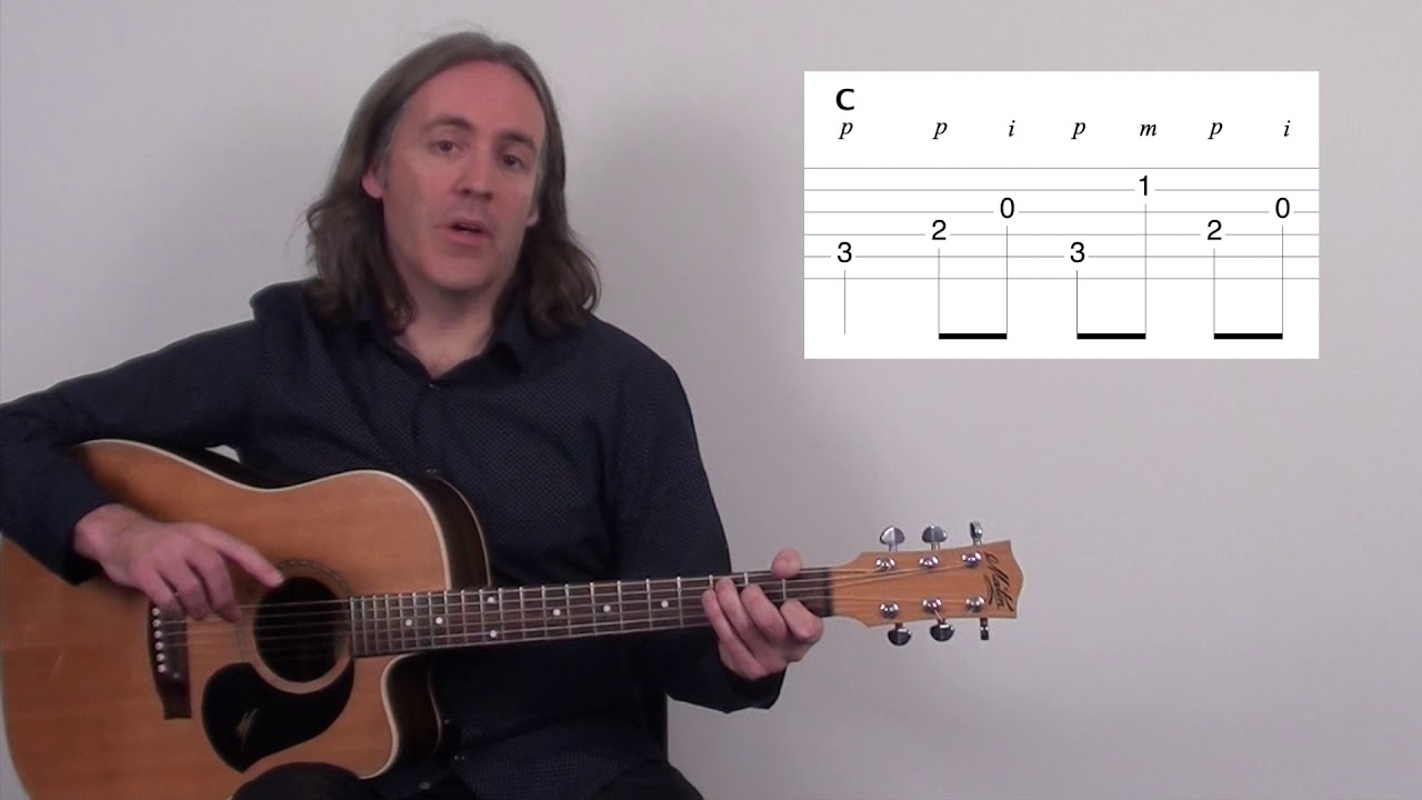 Learn The Fingerpicking Pattern That Will Give You Access To
