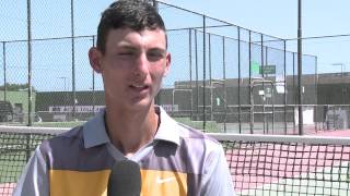 Interview with Raphael and Katrina Sammut, two outstanding Maltese tennis players